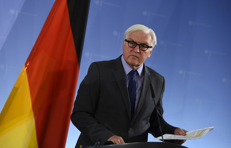 """German President Frank-Walter Steinmeier and other leading German politicians sharply condemned the far-right coronavirus demonstrators who stormed the steps of the parliamentary Reichstag building in Berlin on Saturday evening. """"Reich flags and right-wing extremist rabble in front of the German Bundestag [parliament] are an unbearable attack on the heart of our democracy. We will never […]"""
