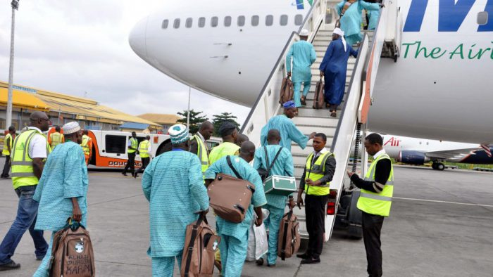 Image result for Hajj 2017: Lagos airlifts rst batch of Pilgrims to Saudi Arabia