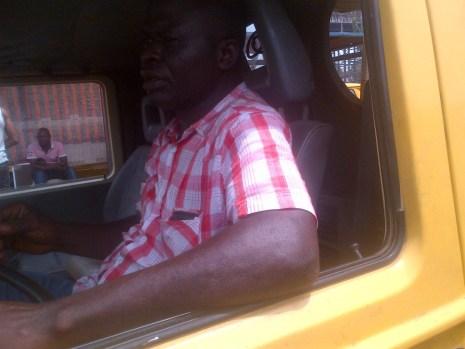 EDWIN IGWE Danfo Driver
