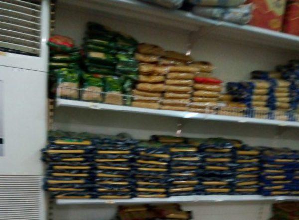 Imported Spaghetti at Nigerian malls