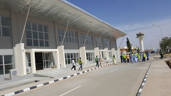Kaduna Airport [Photo Credit: NewswireNGR]