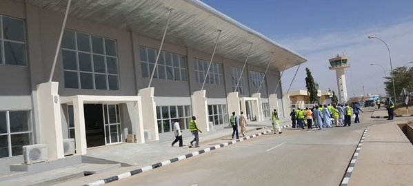 Kaduna Airport[Photo Credit: NewswireNGR]