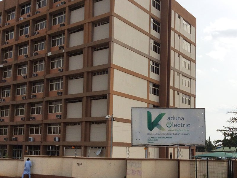 Kaduna Electric Distribution[Photo Credit: THISDAYLIVE]