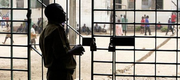 A Nigerian Prison