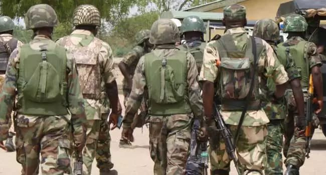 Breaking: Nigeria Army On A House To House Arrest Of IPOB In Abia