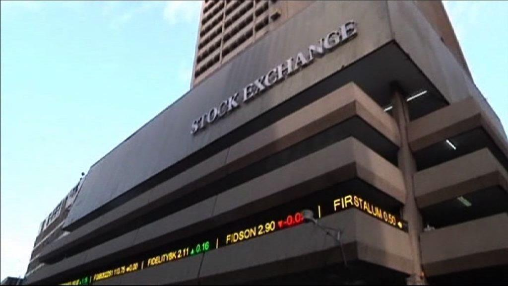 Nigerian stocks hit 2-year high on Monday