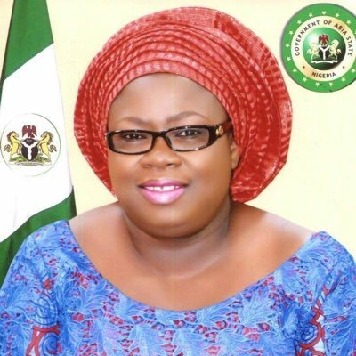 Nkechi Ikpeazu - Wife of Abia State Governor