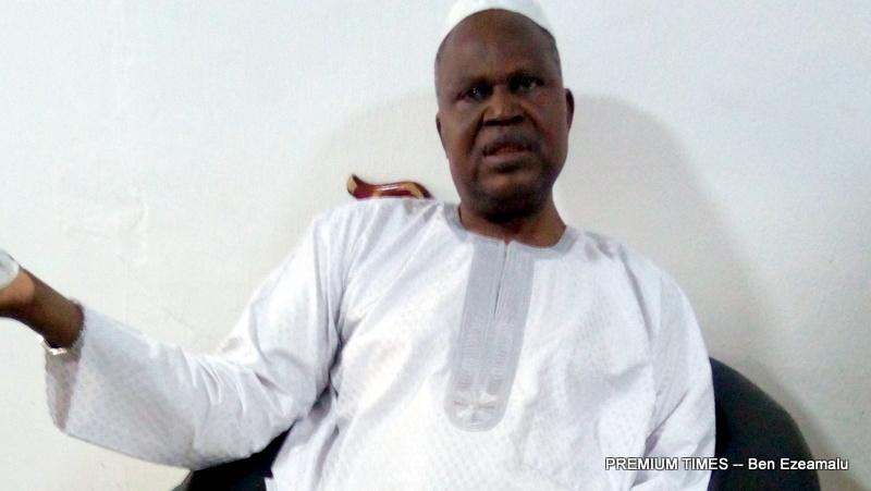 God revealed to me 'Buhari's time is up' – Primate Olabayo
