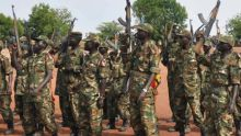 South- Sudanese Army[Photo Credit: Red Pepper Uganda]