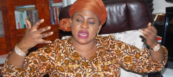 Stella Oduah [Photo credit: African Examiner]