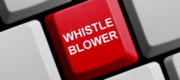 Whistle blower  Photo; www.business.dk