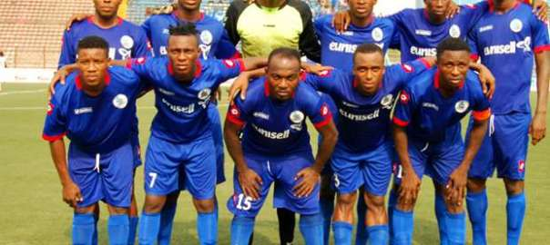 Rivers United Football Club [Photo Credit: Africasports24]