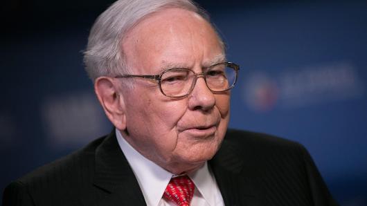 Warren Buffett America's billionaire