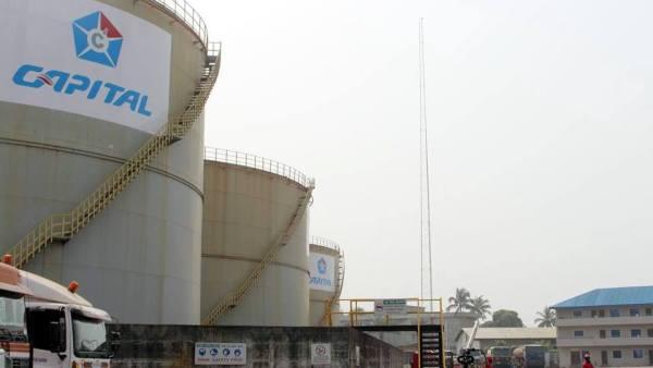 Capital oil
