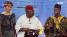 Chika Okpala's winning moment
