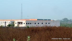 Current state of the Turai Yar'Adua's Cancer Centre