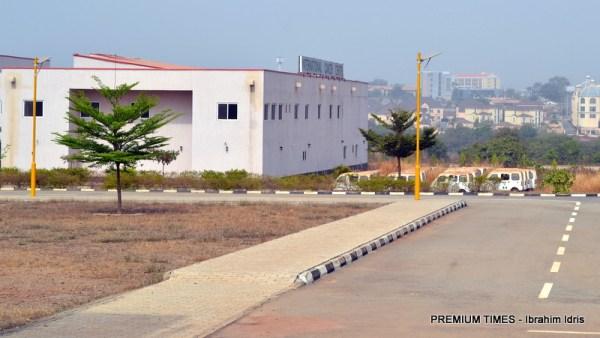 Turai Yar'Adua's Cancer Centre