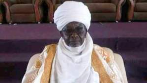 The Emir of Deba, Abubakar Waziri