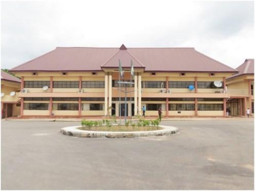 Federal University Wukari[Photo Credit: fuwukari.edu.ng]