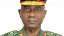 The Director of Defence Information, DDI, John Enenche