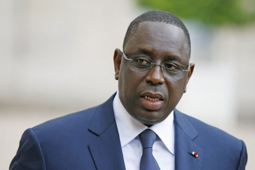 President of Senegal, Macky Sall [Photo: CGTN Africa]