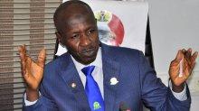 Acting EFCC Chairman, Ibrahim Magu