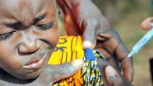 Meningitis vaccination used to illustrate the story [Photo Credit: communit.com]