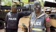 Nigerian Police (Masked)