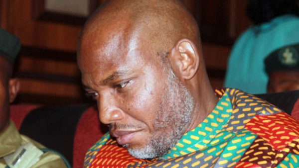 IPOB chief Nnamdi Kanu to know fate Friday