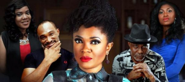Cast of Omoni Oboli's Okafor's Law