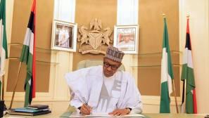 President Buhari resumes office