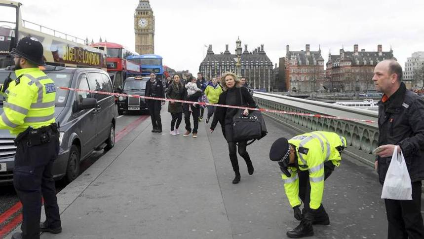 London Westminster attack [Photo: NBC News]