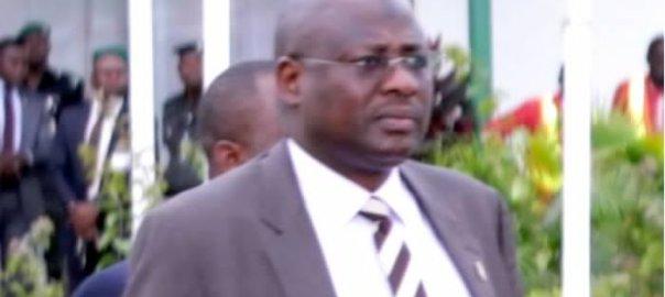 Bashir Abubakar, Buhari's CSO