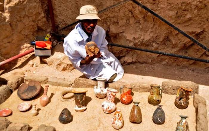 Egypt discovers 3,000-year-old tomb of nobleman [Photo: telegraph.co.uk]