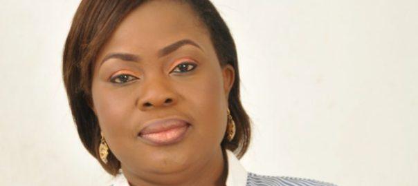 Funke Egbemode, managing director/editor-in-chief, New Telegraph Newspaper