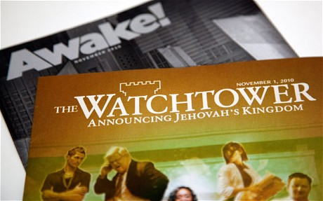 Jehovah witness books [Photo: Russia Insider]
