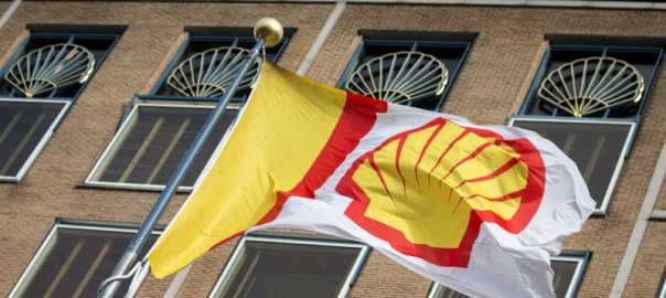 Shell reports falling profit amid oil price slump