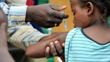Vaccination for Meningitis [Photo Credit: SundiataPost]