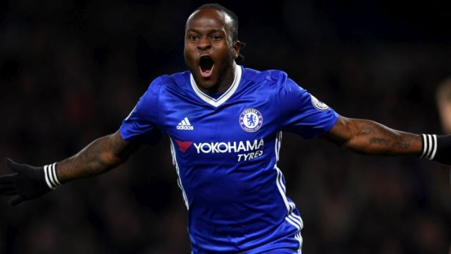 Victor Moses Of Chelsea Photo Chelsea Fc