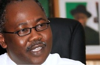 Former Attorney-General of the Federation, Bello Adoke.