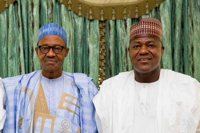 Buhari and Dogara