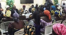 82 rescued Chibok schoolgirls