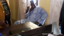 Lamido docked in Court