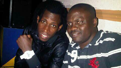 Marshall Mbre and Oduamadi