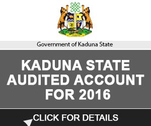 Kaduna Audit advert