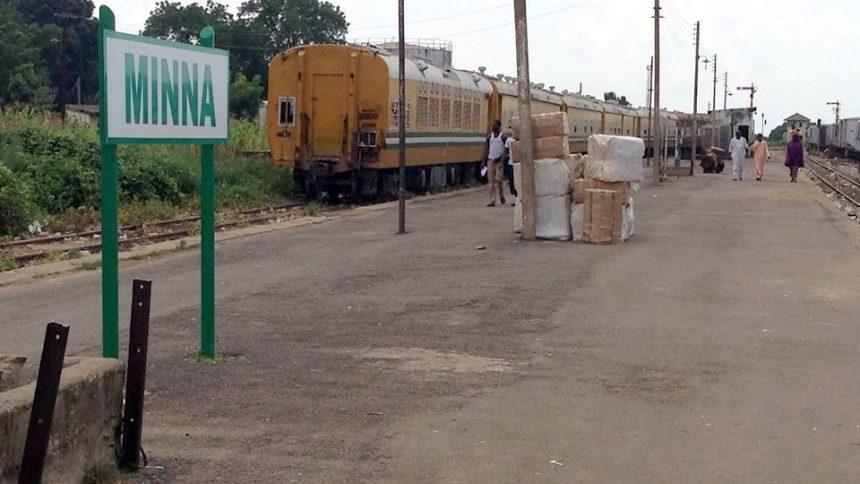 Minna Train station