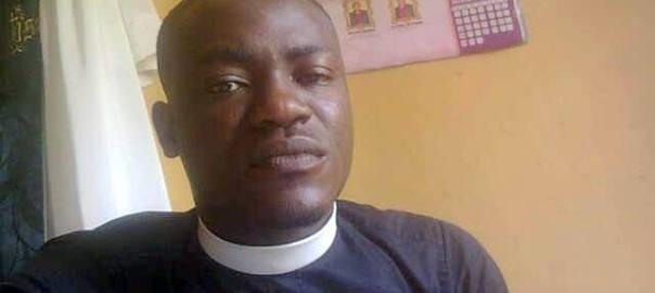 Rev. Richard Peters, Pastor in the African Church, Akwa Ibom State