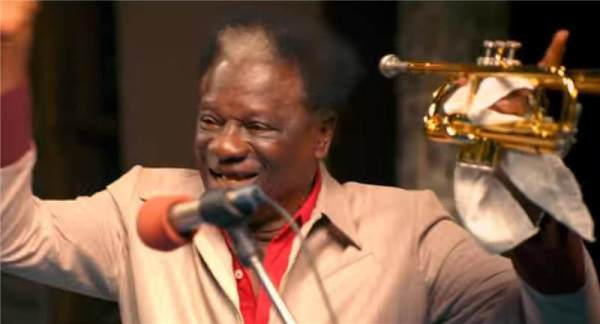 Victor Olaiya [Photo Credit: City People Magazine]