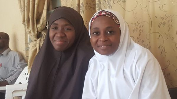 Farida and Sadiya Bauchi N-power