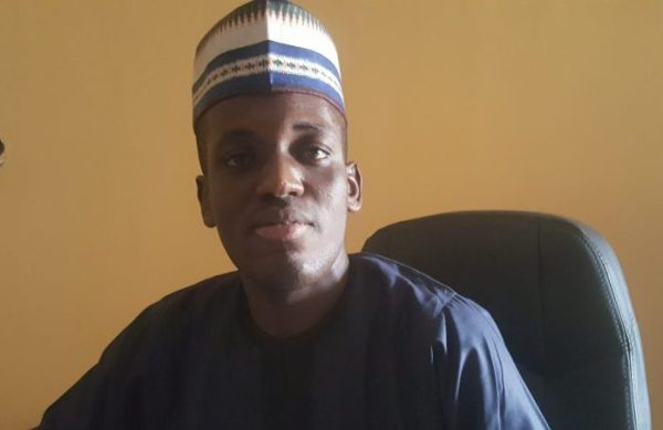 Mr. Mansur, Bauchi N-Power Focal Person